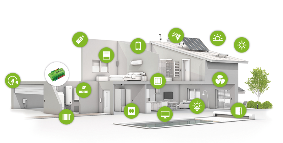 Smart home: tu casa inteligente