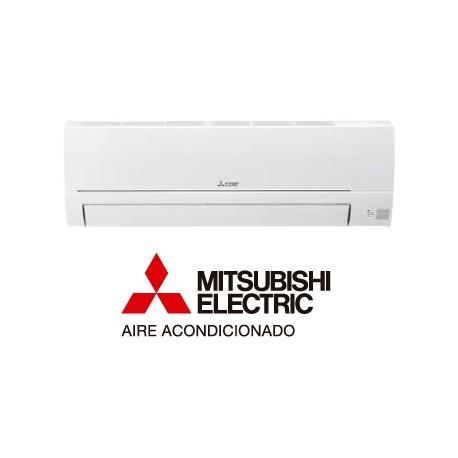 Aire acondicionado SPLIT MITSUBISHI MSZ-HR25VF con 1.800 frigorías