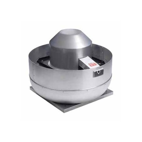 MAX-TEMP CTVT / B ROOF CENTRIFUGES