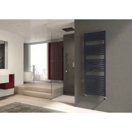 Radiador toallero en acero